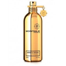 MONTALE - AMBER & SPICES, ПАРФЮМЕРНАЯ ВОДА 100 ml