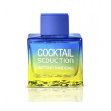 "Туалетная вода Antonio Banderas ""Cocktail Seduction Blue for Men"", 100 ml"