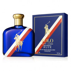 "Туалетная вода Ralph Lauren ""Polo Red White & Blue"", 125ml"