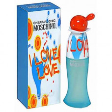 Moschino - Cheap and Chic I Love Love, 100 ml, EDT