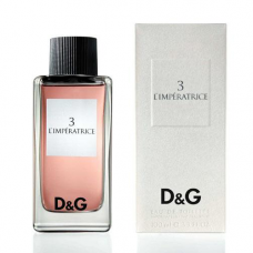 D&G Anthology 3 L'IMPERATRICE, 100 ml, EDT