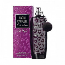 Naomi Campbell Cat Deluxe at Night for women 75ml