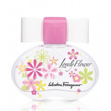 """Incanto Lovely Flower"" Salvatore Ferragamo 100 ml. EDT."